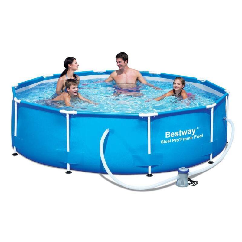 Above Ground Swimming Pool Ebay