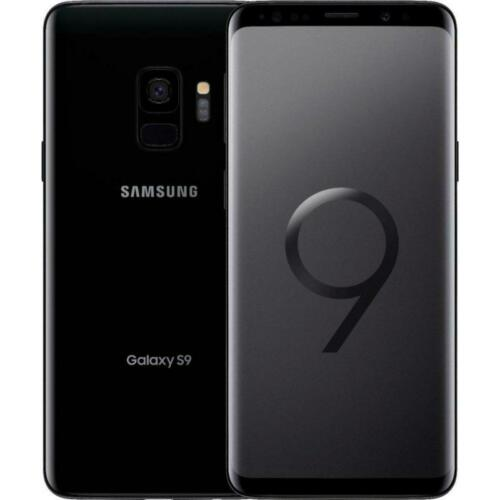 Samsung Galaxy S9 - Black - 64GB - Unlocked - Smartphone - G960U