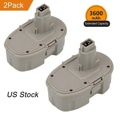 New Upgraded 3 6Ah For Dewalt 18V Xrp Battery Dc9096 Dc9098 Dc9099 Dw9095 Dw9096