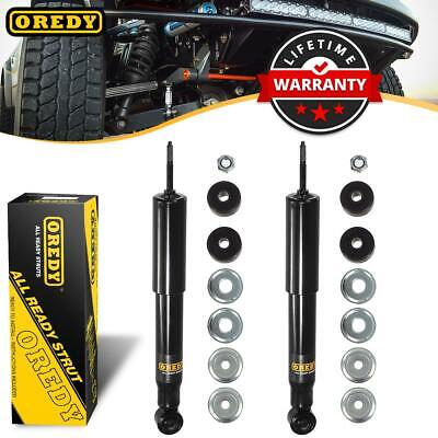 2 Front Left Right KG54340 Shock Absorber For Chevy Silverado 1500 HD 4WD 01-03