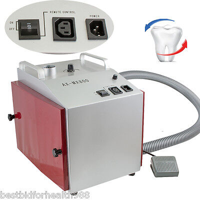 Vacuum Dust Extractor Collector Cleaner Dental Lab Equipment Lower Noise 60db