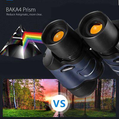 60x60 Day&Night Military Army Zoom Powerful Binoculars Optics Hunting Camping UK