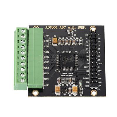Ad7606 Data Acquisition Module 16 Adc 8-way Synchronization 200khz Sampling Freq