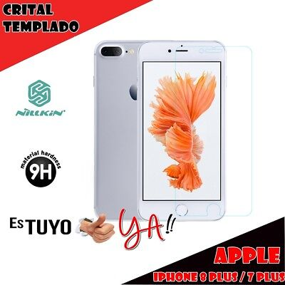 Protector de cristal templado para iPhone 8 Plus / iPhone 7 Plus...