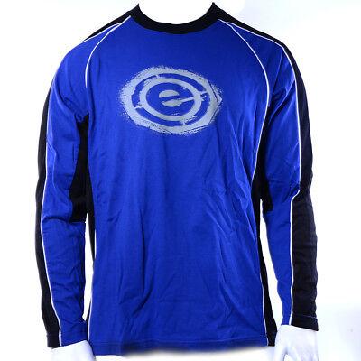 Evil Paintball Jerseys - Evil Racer X Paintball Jersey - Blue - Large