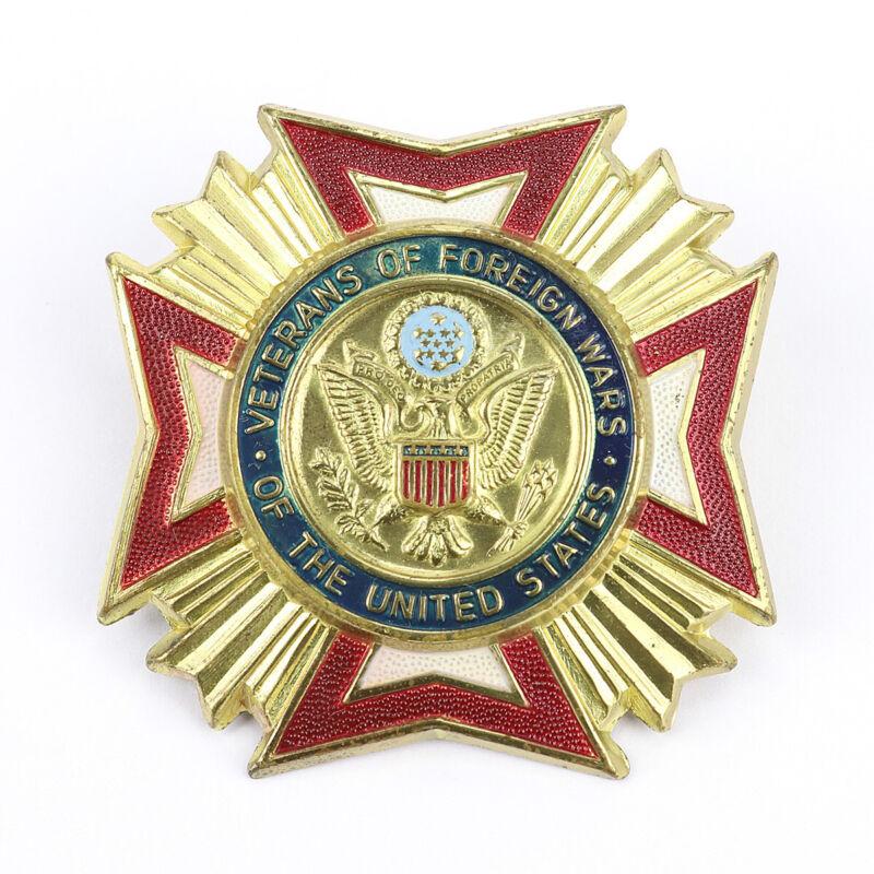 Vintage Veterans of Foreign Wars US Pin Medal