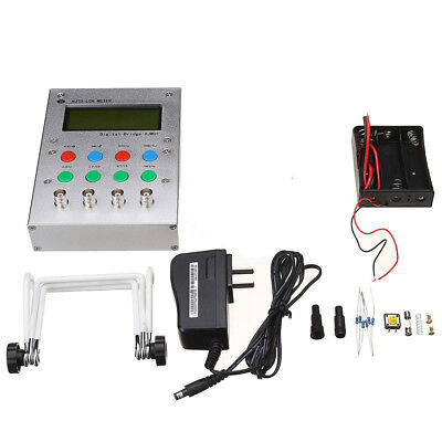 0.3 Xjw01 Auto Lcr Digital Bridge Resistance Capacitance Inductance Esr Meter