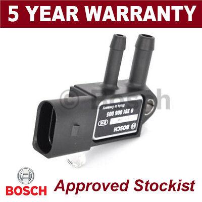 Bosch DPF Exhaust Pressure Sensor Diesel Particulate Filter MAP 0281006005