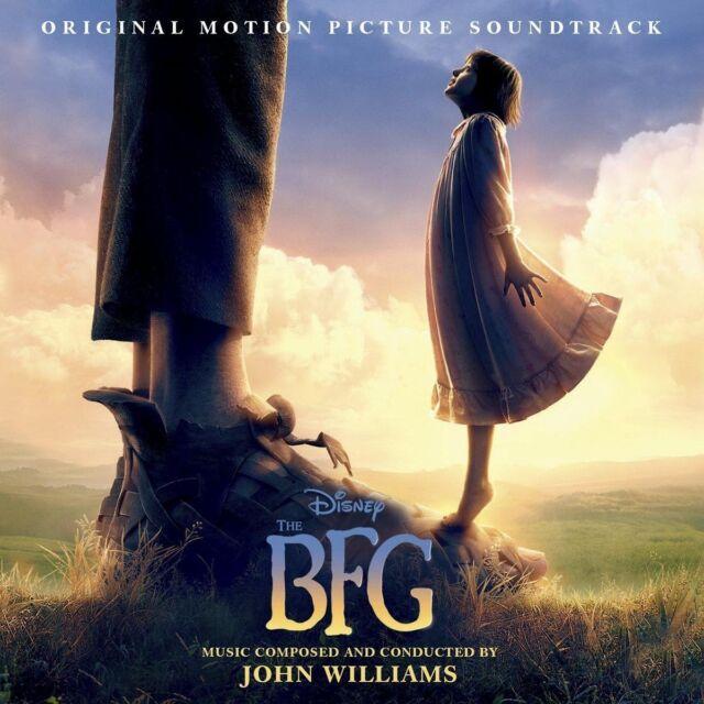 THE BFG ( NEW SEALED CD ) WALT DISNEY MOVIE FILM SOUNDTRACK / JOHN WILLIAMS