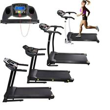Electric Treadmill Motorized Running Machine Fitness Exercise Folding Cardio
