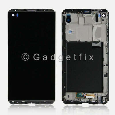 Display LCD Touch Screen Digitizer Frame Replacement For LG V20 F800L H910 H915