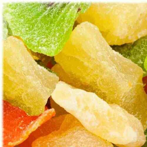 Tropical Fruit Salad (dried fruits) - 2 Lbs