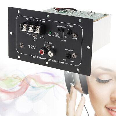 - 12V 150W Bass Subwoofer Car Audio High Power Amplifier Board for Subwoofer