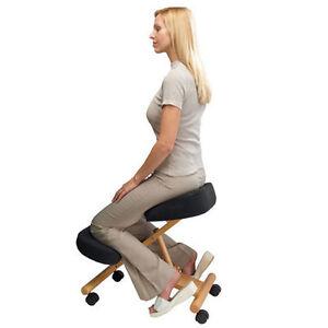 Kneeling Chair Orthopaedic Posture Chair EBay - Orthopaedic chairs uk