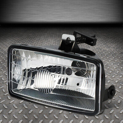 FOR 99-05 CHEVY S10/BLAZER XTREME 1PC L/R OE STYLE BUMPER DRIVING FOG LIGHT/LAMP