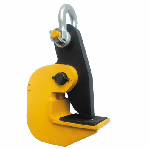 2 T Horizontal Plate Clamps 4400 LBS Capacity With Shackle