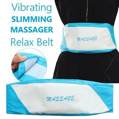 Elektrisch Abnehmen Massage Gürtel Körper Taille Vibrierend Fat Burning Beauty