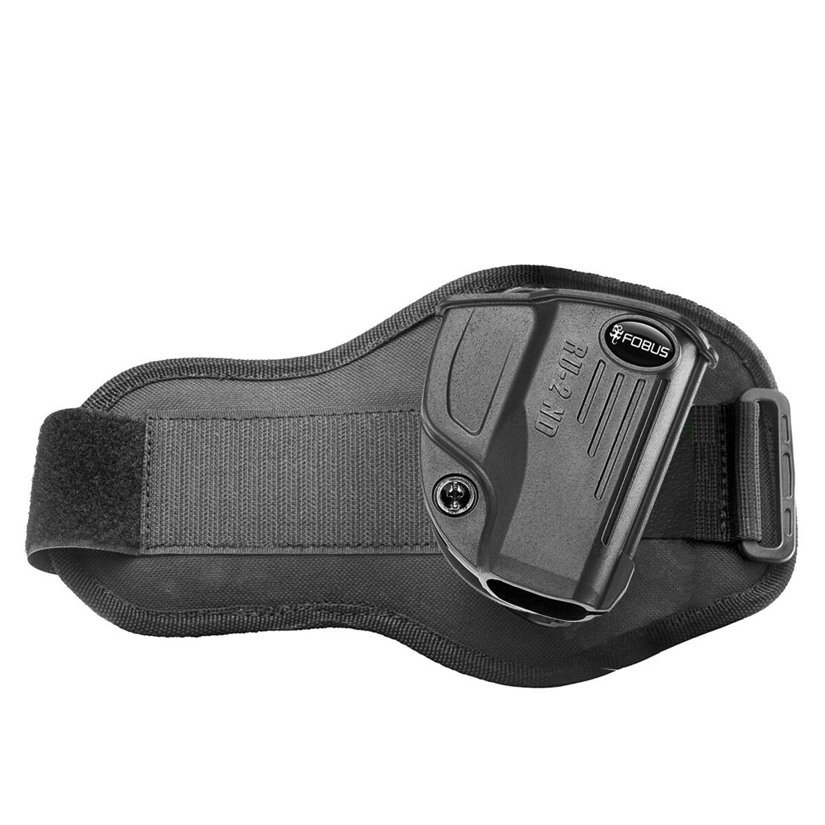 Fobus Concealment Ankle Holster for Ruger LC9s & LC380 - RU-