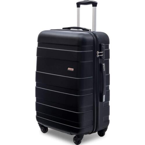 Merax 20 inch 24 inch Lightweight Hardside Spinner Luggage c