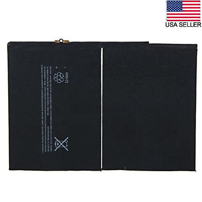OEM Replacement Battery For Apple iPad Air 1st Gen 8827mAh A1474 1475 A1484 USA