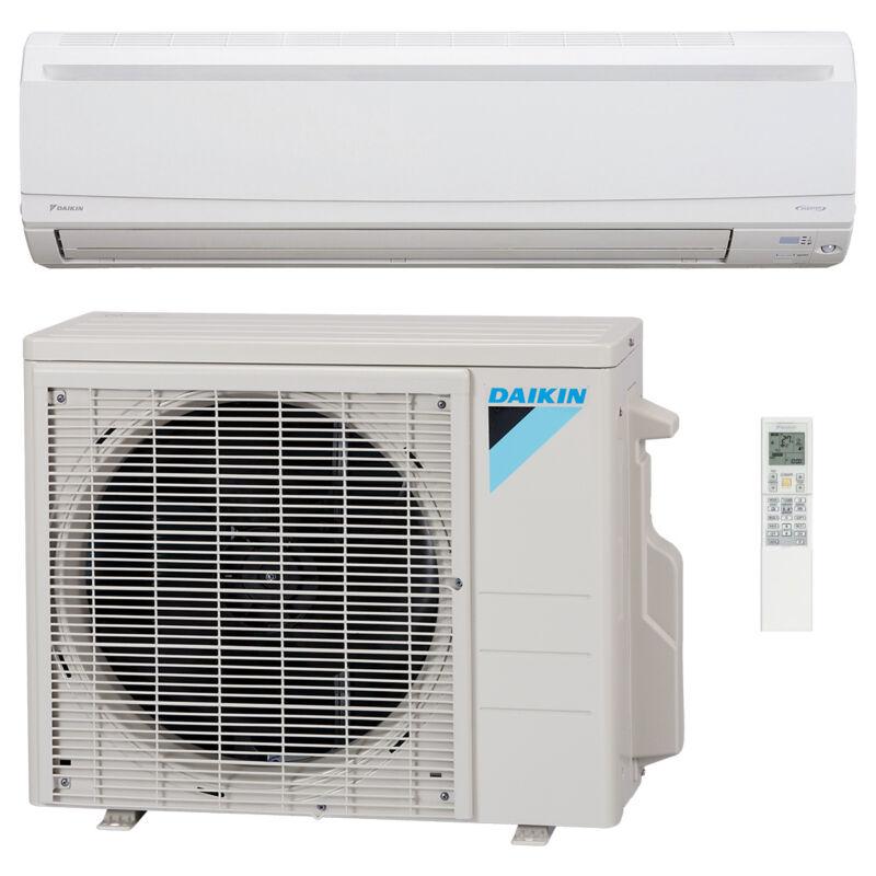 Daikin Ftxs24lvju / Rxs24lvju 24000 Btu Heat Pump 20 Seer Split Air Conditioner