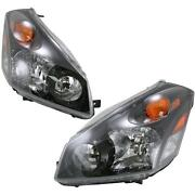 2004 Nissan Quest Headlights