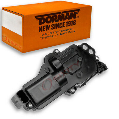 Ford Lock Actuator - Dorman Tailgate Lock Actuator Motor for Ford Excursion 2000-2005 -  lx