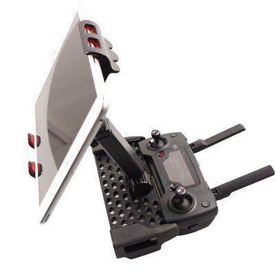 SKYREAT Upgraded Dji Mavic Pro Spark Tablet Ipad Mount Holder Bracket NEW
