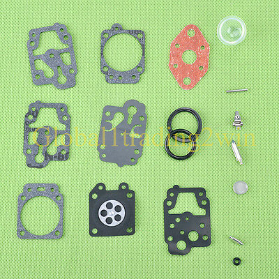 Honda Mantis Tiller (Carburetor Rebuild Kit For HONDA GX31 GX22 FG100 Mantis Tiller 4 Cycle Engine)
