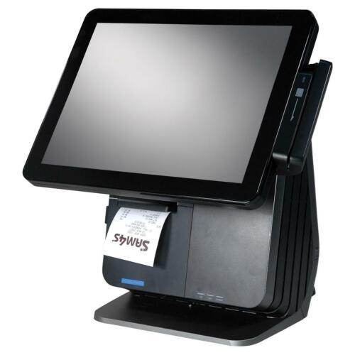 SAM4S SPT-7640 AIO Touchscreen PC POS Terminal System w/ Receipt Printer & Swipe