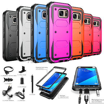 SAMSUNG HEAVY DUTY TOUGH SHOCKPROOF ACCESSORY HARD CASE COVER FOR MOBILE -