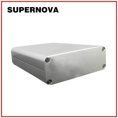 1208830.3 White Aluminum Pcb Instrument Box Enclosure Electronic Project Diy