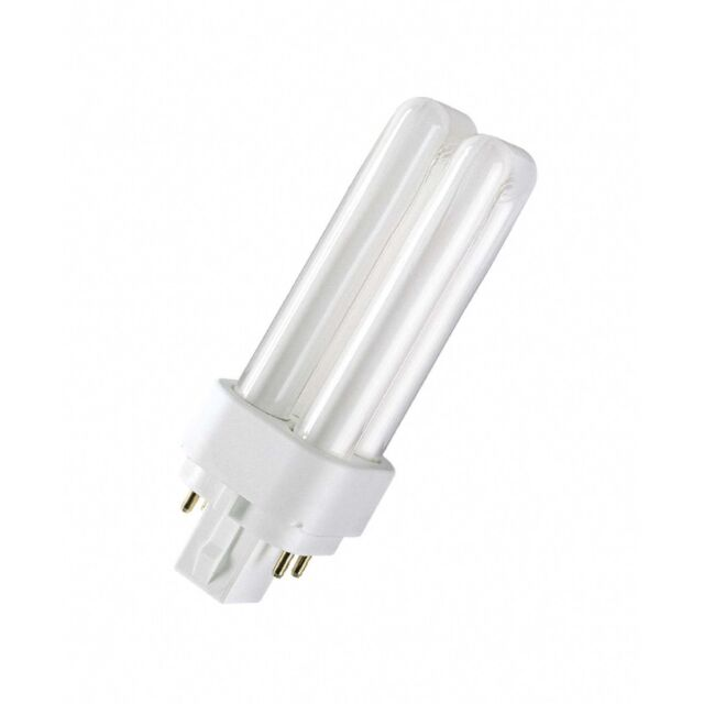 Osram Compact fluorescent lamp DULUX D/E - G24q, 827 Interal - 26W - Lamp Light