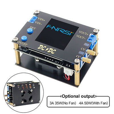 Dc Automatic Boostbuck Converter Cc Cv Power Voltage Regulator Module 35w 50w