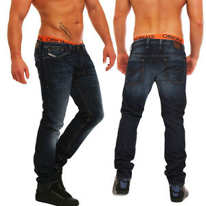 diesel jeans shioner 0r0s3 0s3 herren hose slim skinny. Black Bedroom Furniture Sets. Home Design Ideas