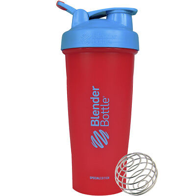 (Blender Bottle Special Edition 28 oz. Shaker with Loop Top - Sonic)