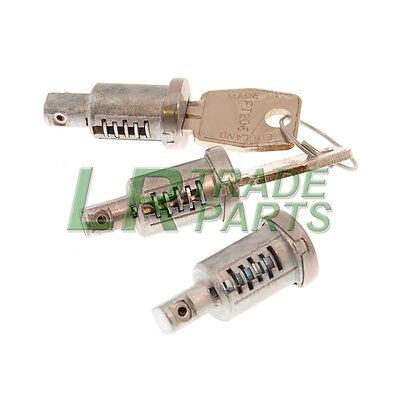 Land Rover Defender TD5 Replacement Door Barrel Lock /& Keys post 2002 CWC500190
