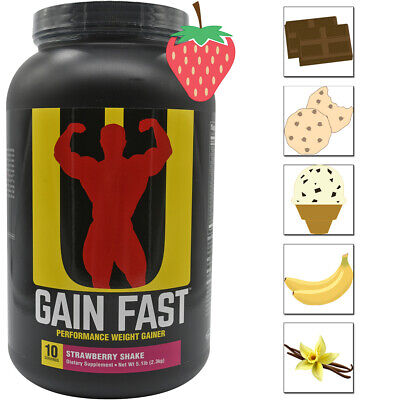 Universal Nutrition Gain Fast - 10 Servings - Performance We