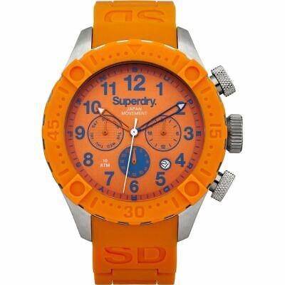 Superdry Mens Gents Scuba Deepsea Multi Watch SYG142O