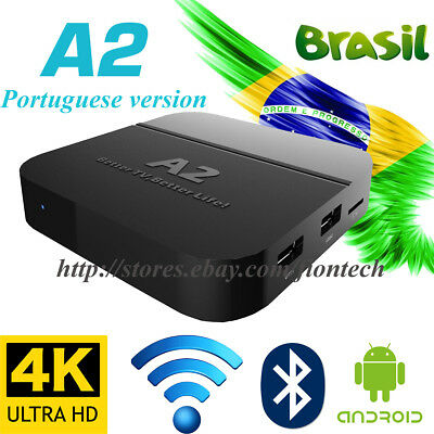 Newest A2 Tv Box Well As Htv5 Brazil Live Tv Iptv Portuguese Drama Shows Movies