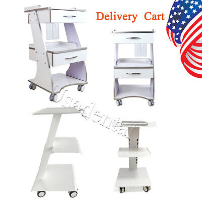 Us Dental Mobile Cart Built-in Socket Trolley Delivery Unitl Auto-water System