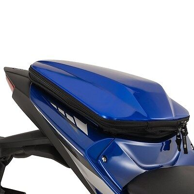 <em>YAMAHA</em> YZF R3 SEAT COWLBAG IN BLUE FITS 2015 2018 GENUINE <em>YAMAHA</em> FREE