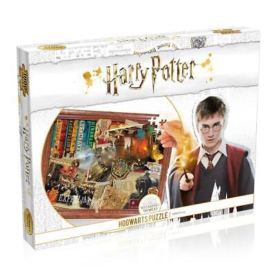 Harry Potter Hogwarts Collectors 1000 Piece Jigsaw Puzzle
