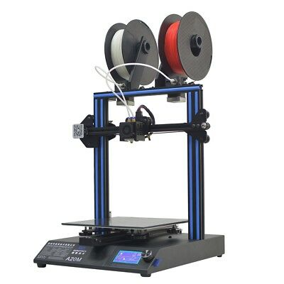 3d Printer Geeetech A20m 2 In 1 Out Extruder Gt2560 Board Mixing Color