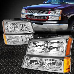 2004 Silverado Headlights Ebay