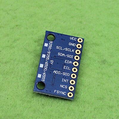 9-axis Attitude Gyro Accelerator Magnetometer Module 9d0f Mpu 9250 Spiiic