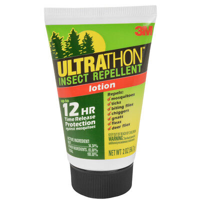 3M Ultrathon 12 Hour Tick and Insect Repellent Lotion - 2 oz. ()