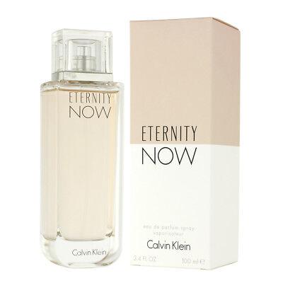 Calvin Klein Eternity Now for Women Eau De Parfum EDP 100 ml...