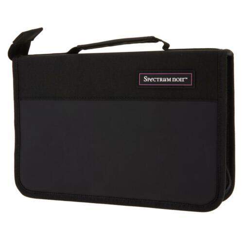 Spectrum Noir 24-Marker Carry Case Black 657910 NEW
