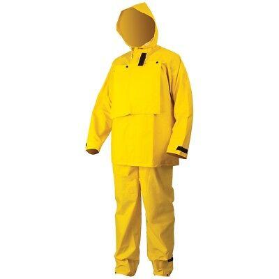 Hydro Blast Suit - Large FR 2603 NEW River City Hydroblast 2pc Jacket & Bib Pants .35mm Suit